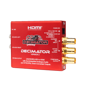 Decimator DECIMATOR 2