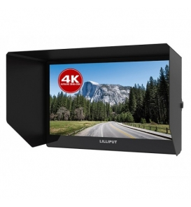"""Lilliput A12 - 12.5"""" 4K monitor 3840 x 2160 with HDMI, Display port and SDI connectivity"""