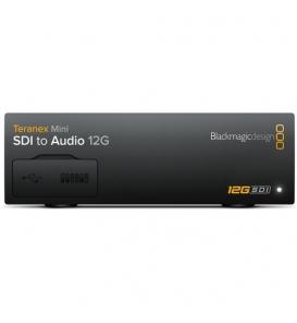 Blackmagic Design Teranex Mini SDI to Audio 12G Converter