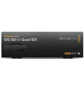 Blackmagic Design Teranex Mini 12G-SDI to Quad SDI Converter