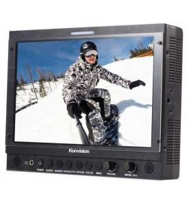 Konvision KVM-7051W – 7 inç Çok Kanallı Kamera Üstü LCD Video Monitör