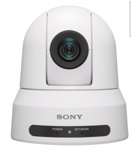Sony SRG-X120W - 4K PTZ Camera with 12x zoom and NDI®|HX capability