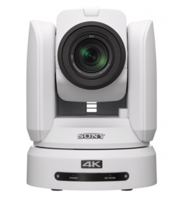 Sony BRC-X1000 4K Yatay Kaydırma/Eğme/Yakınlaştırma Özellikli Kamera