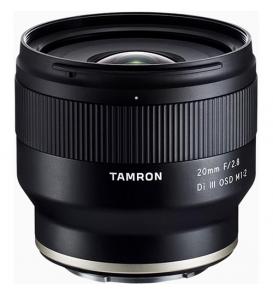 Tamron 20mm f2.8 Di III OSD M 1:2 Lens (Sony E)