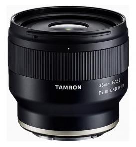 Tamron 35mm f2.8 Di III OSD M 1:2 Lens (Sony E)