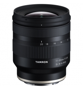 Tamron 11-20mm F2.8 Di III-A RXD Lens (Sony E)